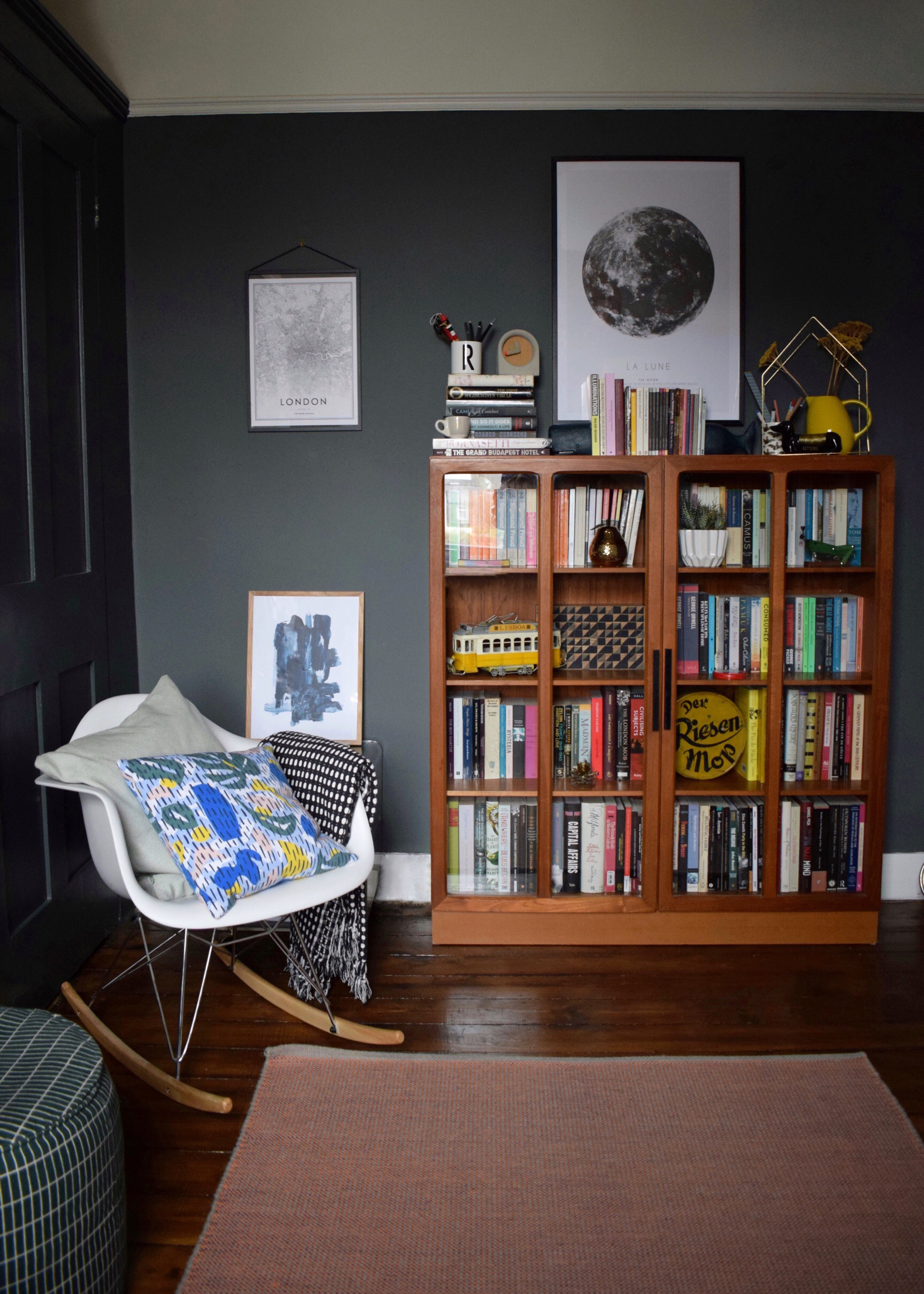 Interior Design Ideas Gallery Wall Inspiration Modernist Bohemian Vintage Home Office